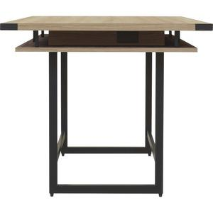 """Safco 8' Mirella Sand Dune Conference Tabletop - 96"""" x 47.3"""" Table Top - Material: Particleboard - Finish: Sand Dune, Laminate. Picture 7"""