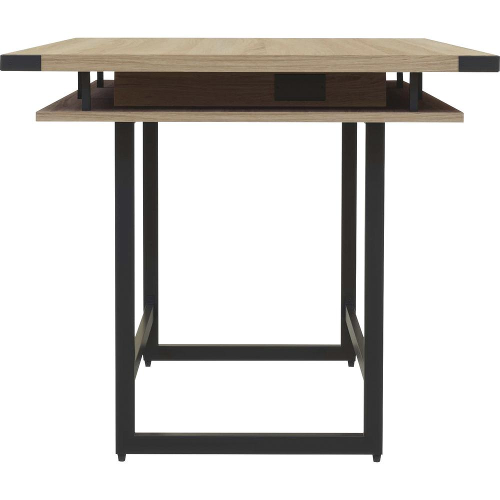 """Safco 8' Mirella Sand Dune Conference Tabletop - 96"""" x 47.3"""" Table Top - Material: Particleboard - Finish: Sand Dune, Laminate. Picture 8"""
