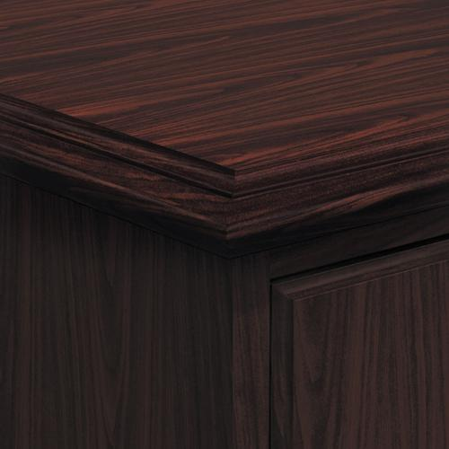 """HON Preside Veneer Queen Anne Base Kit - Queen Anne Base - 29.50"""" Height - Assembly Required - Mahogany. Picture 4"""