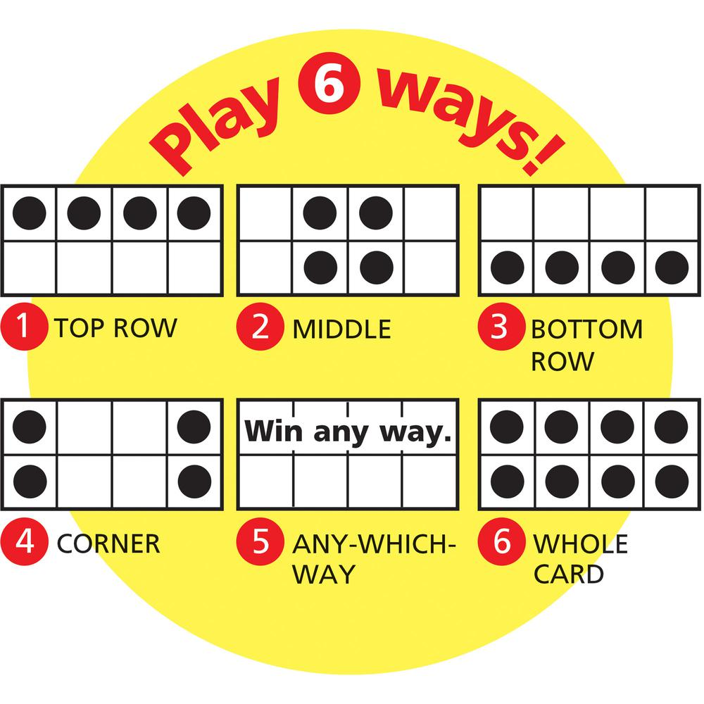 Trend Telling Time Bingo Game - Theme/Subject: Learning - Skill Learning: Time, Language - 6-8 Year. Picture 3