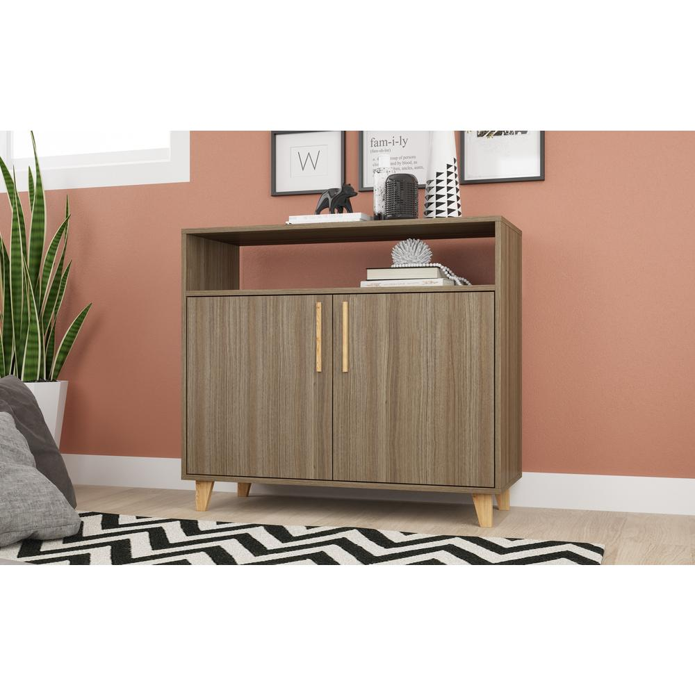Herald Sideboard in Oak Brown