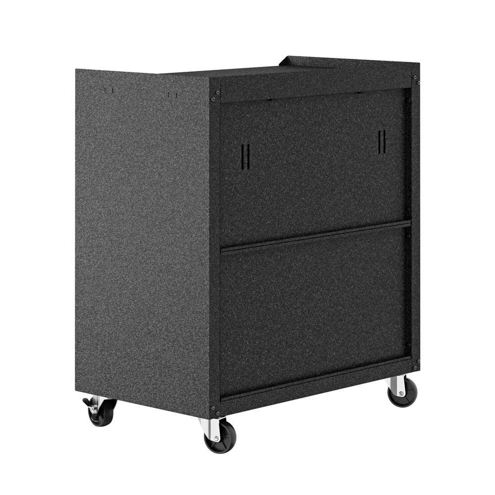 Fortress Floating Garage Cabinet. Picture 3