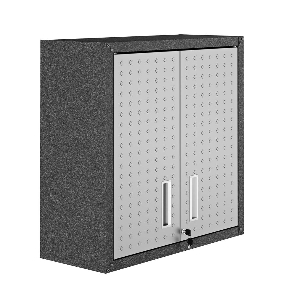Fortress Floating Garage Cabinet - Set of 2. Picture 8