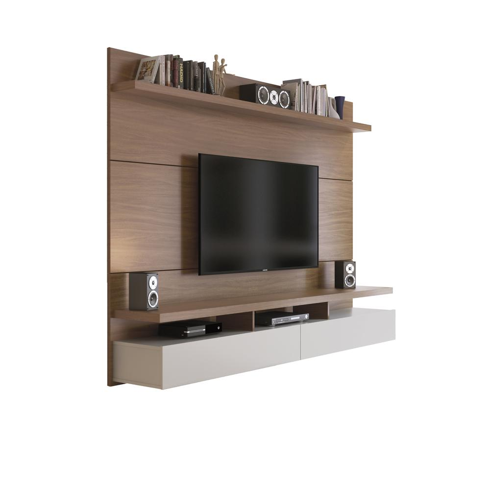 City 2 2 Floating Wall Theater Entertainment Center In