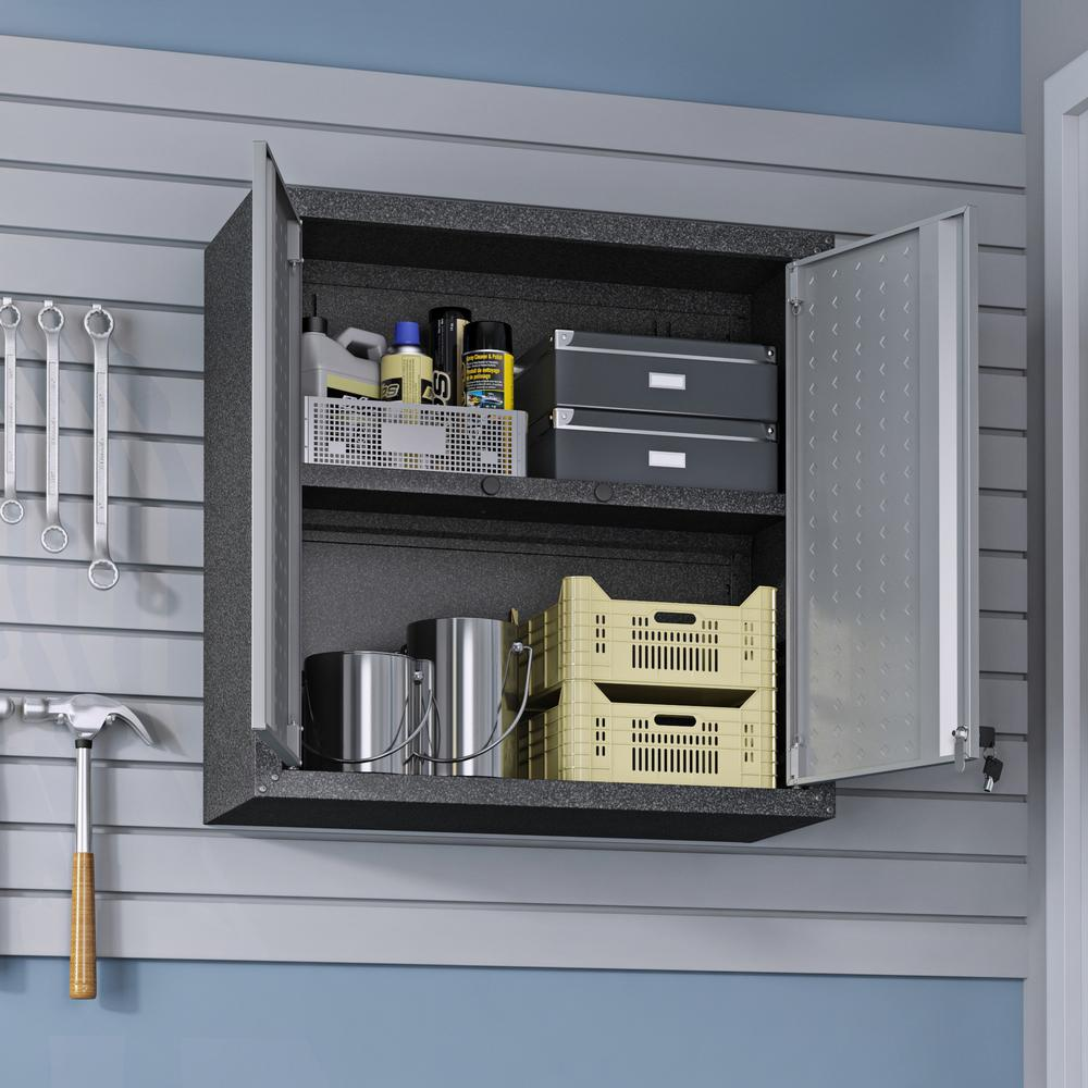 Fortress Floating Garage Cabinet. Picture 33