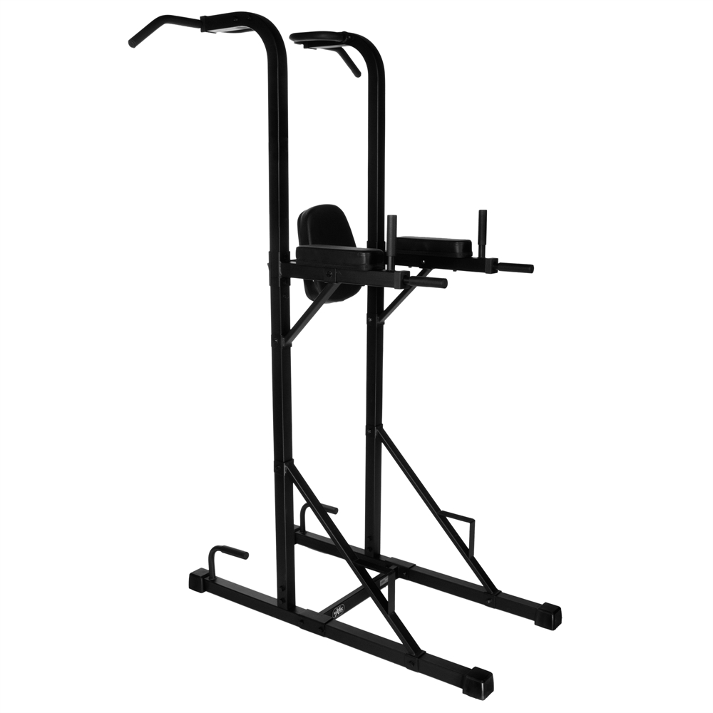Power Tower With Dip Stand And Split Grip Pull Up Bar Xm 4451