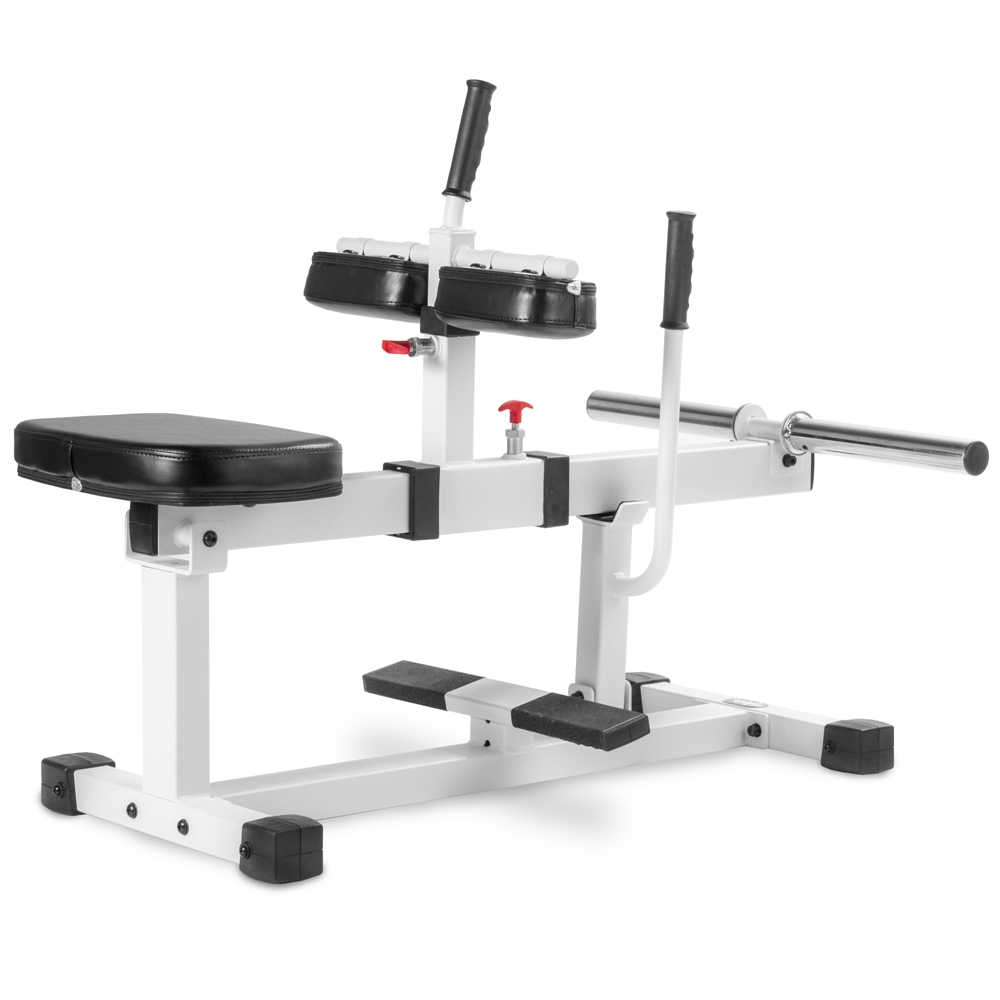11 Gauge Seated Calf Raise With Height Adjustable