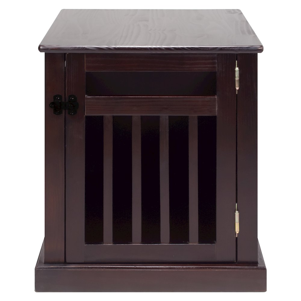 Chappy Pet Crate with Wood Slats. Picture 2