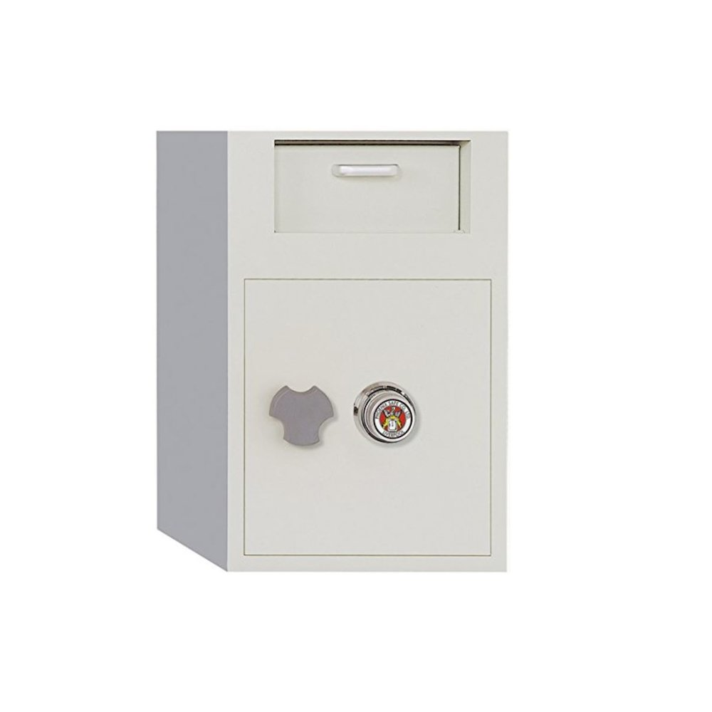 Front Loading Dial Combination Lock Depository Safe 2.0 cu ft