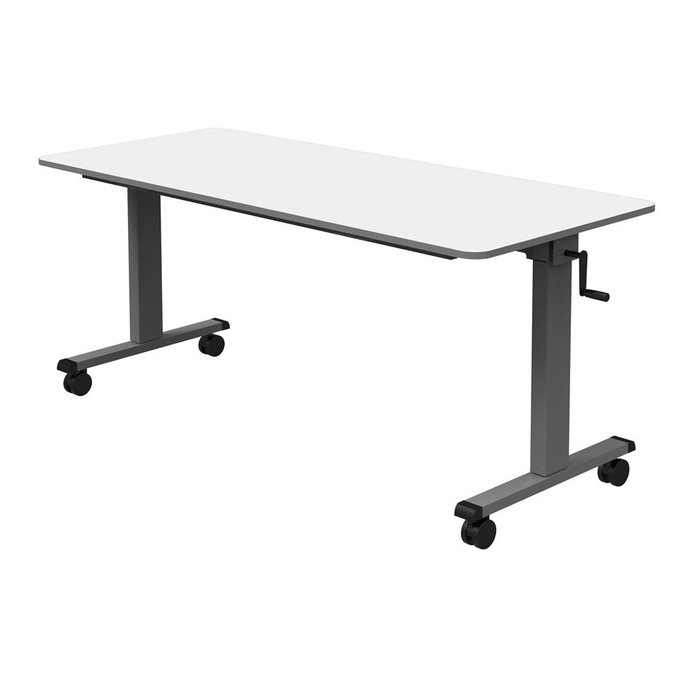 Stand Nestc 60 Adjustable Flip Top Table
