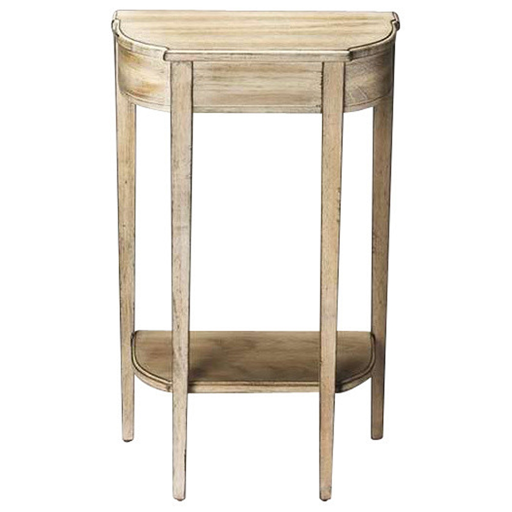 Wendell Driftwood Console Table. Picture 1