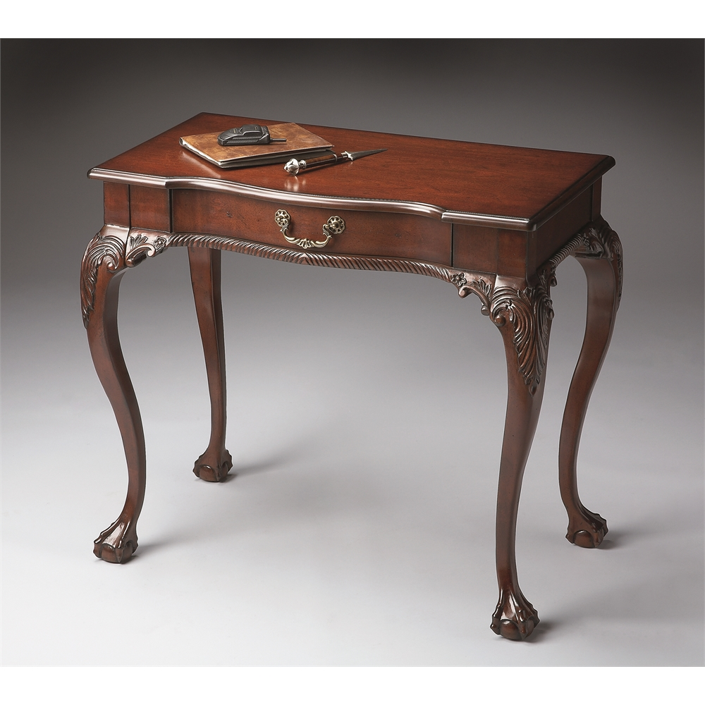Dupree Plantation Cherry Writing Desk. Picture 2