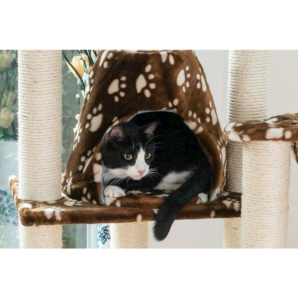 Model A6601 Classic Cat Tree with Four Play Features, Jackson Galaxy Approved. Picture 4