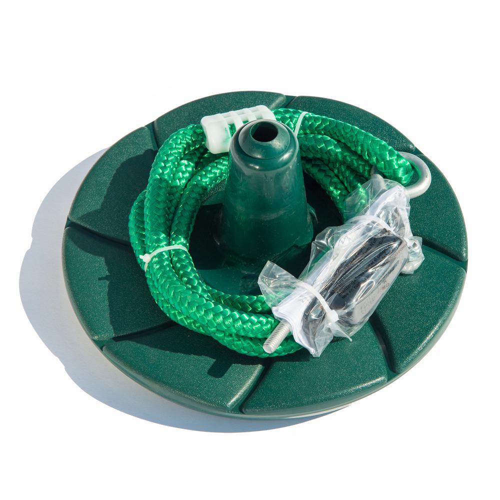 Daisy Disc Swing - Green
