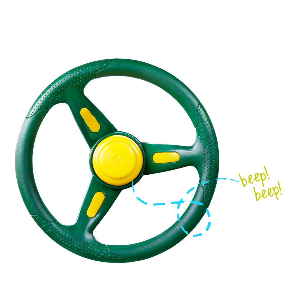 Rally Racing Wheel