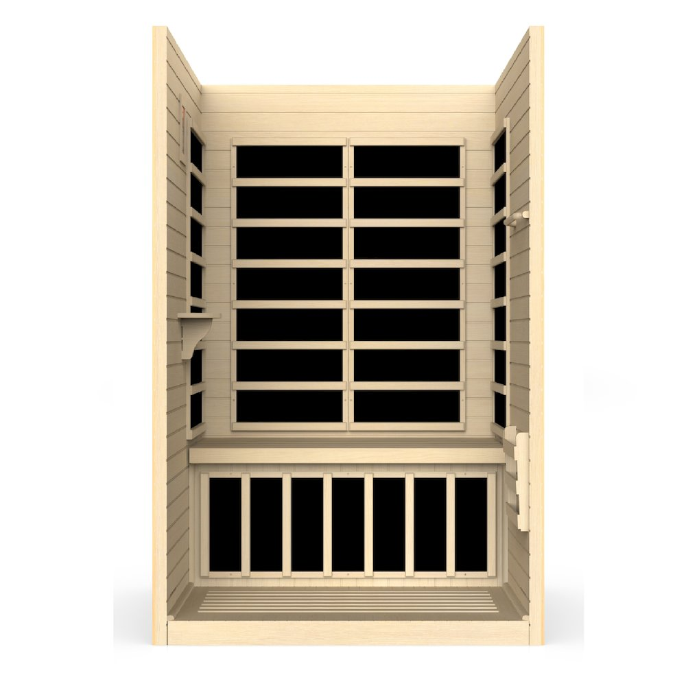 "Dynamic ""Amodora"" 2-person Low EMF Far Infrared Sauna. Picture 6"