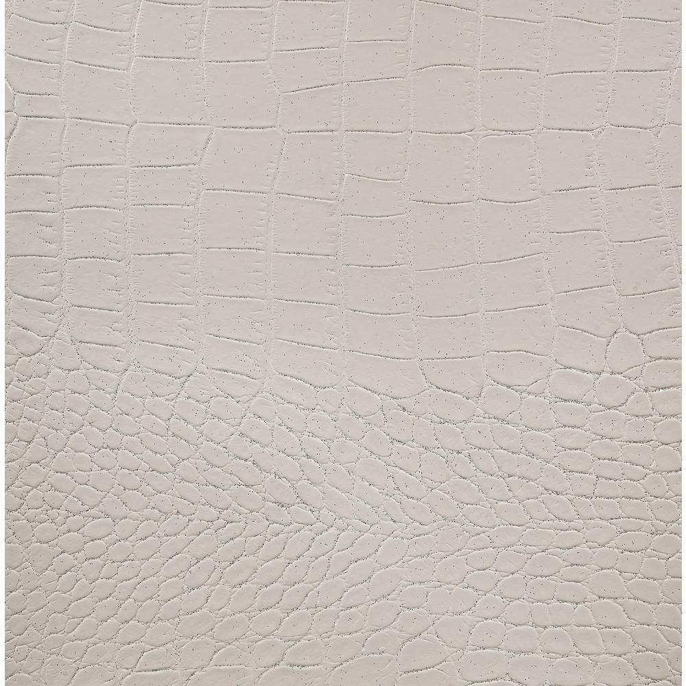 Pompei-Metallic White-Ns, Nightstand. Picture 4