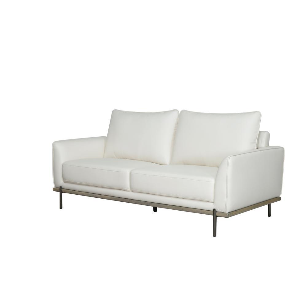U858-Blanche White-S, Sofa. Picture 1