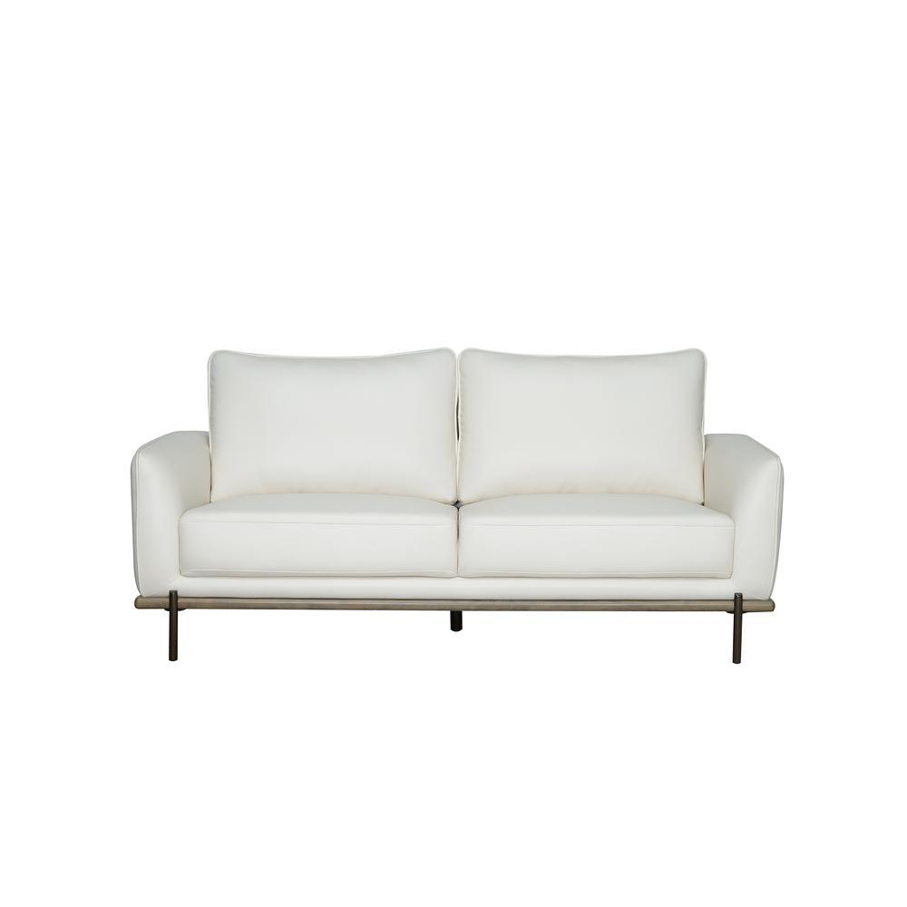 U858-Blanche White-S, Sofa. Picture 2