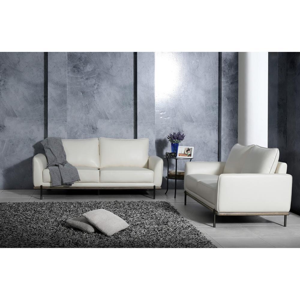 U858-Blanche White-S, Sofa. Picture 4