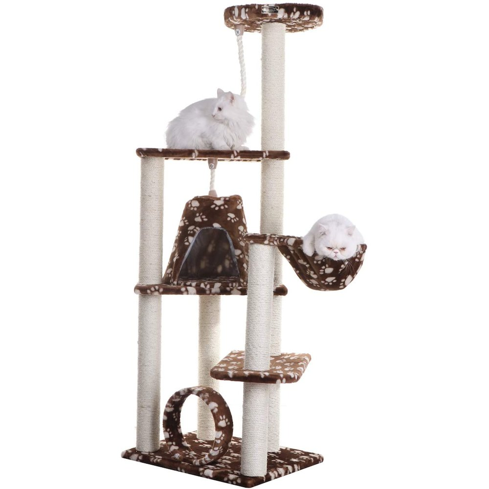 Model A6601 Classic Cat Tree with Four Play Features, Jackson Galaxy Approved. Picture 2