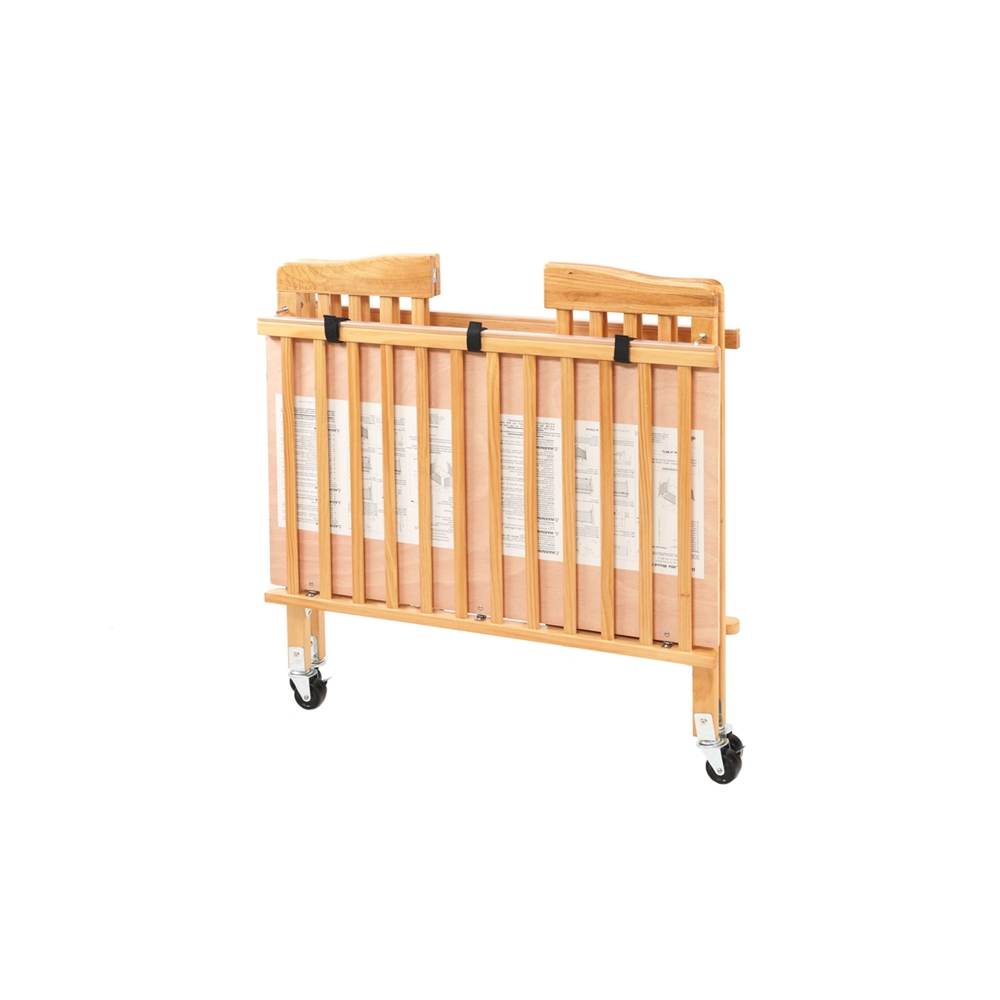 The Little Wood Crib – Natural, Natural. Picture 3