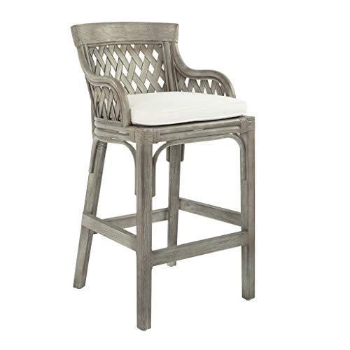 Plantation Bar Stool. Picture 1