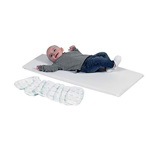White Changing Pad - Single. Picture 1