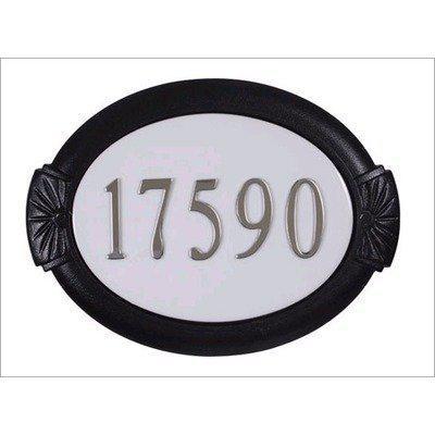 Classic Address Plaque. Picture 1