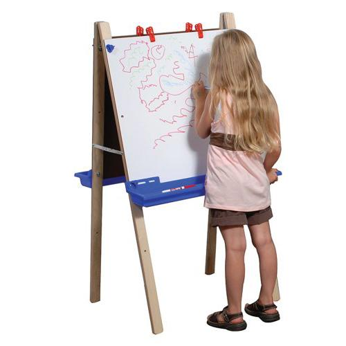 Whiteboard Easel. Picture 1