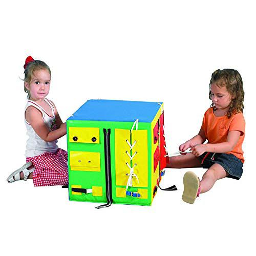 Developmental Play Cube. Picture 1