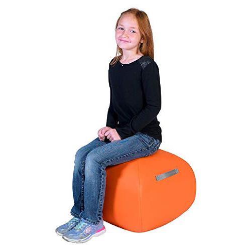 """Turtle Seat™ 16"""" - Orange. Picture 1"""