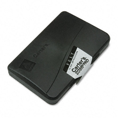 Un-Inked Felt Stamp Pad, 4.25 x 2.75. Picture 1