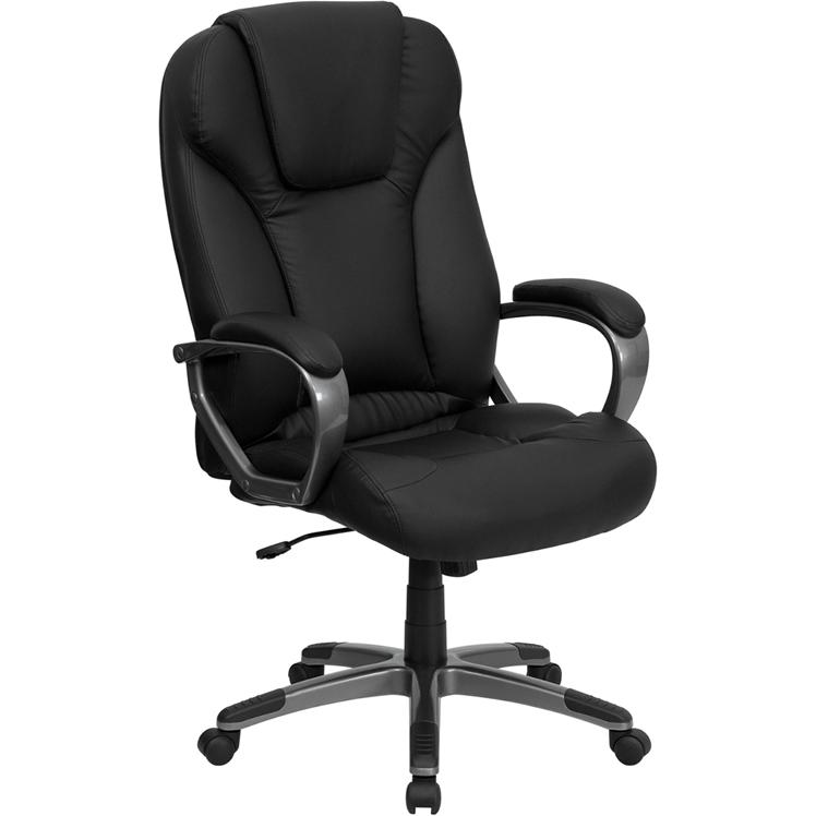 high back leather chair 231 04 mid back white leather executive