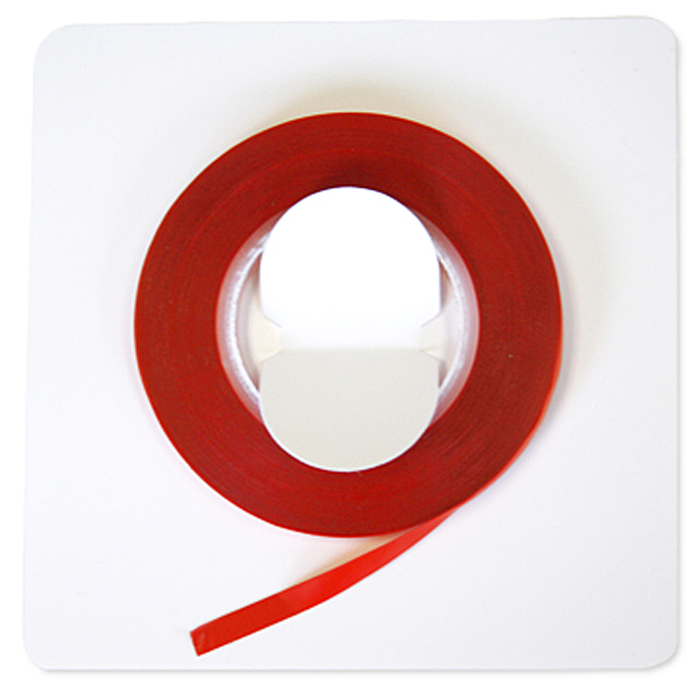 1 8 Quot W Red Vinyl Chart Tape