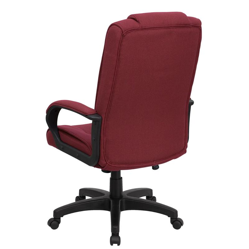 Similar Products. High Back Black Fabric Executive Swivel Chair ...