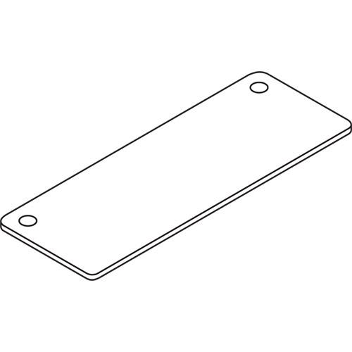 Initiate Rectangular Worksurface, 30w x 30d, Steel Mesh Pattern. Picture 1