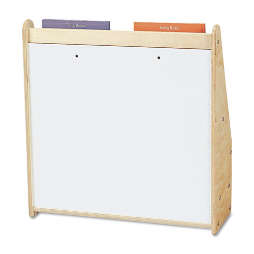 Toddler Pick-a-Book Stand, 24w x 9d x 25h, Birch. Picture 3