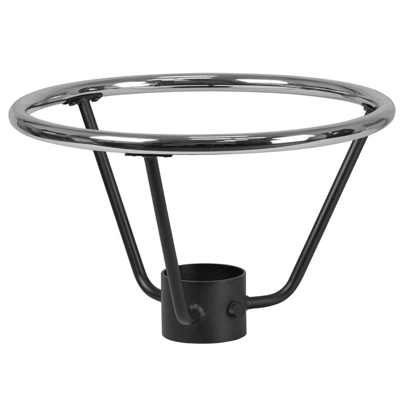 Bar Height Table Base Foot Ring With 4 25 Column Ring