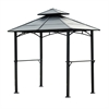 Harper Hard Top Grill Gazebo