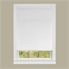 Achim Cordless Honeycomb Cellular Pleated Shade 34x64 - White