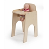 Whitney Brothers Doll High Chair