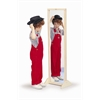 Vertical or Horizontal Mirror With Stand