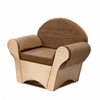 Whitney Brothers Child's Easy Chair - Tan