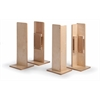 Whitney Brothers Room Divider Straight Post