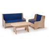 Whitney Brothers Economy Sofa