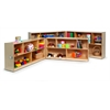 Toddler 24-inch Fold & Roll Storage