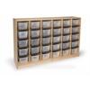 30 Tray Storage Cabinet