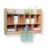 NewWave Hang On The Wall Diaper Unit