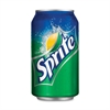 Coca-Cola Sprite Soft Drink - Lemon Lime - 12 fl oz - Can - 24 / Carton